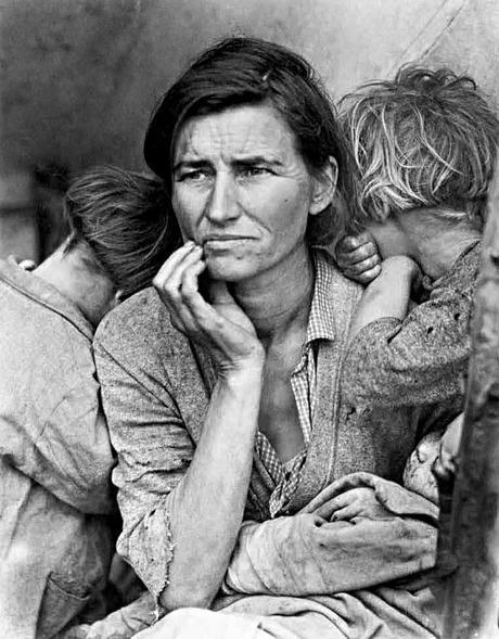 La crise de 1929 un fantôme récurrent :  1, la scène tragique d'un futur drame