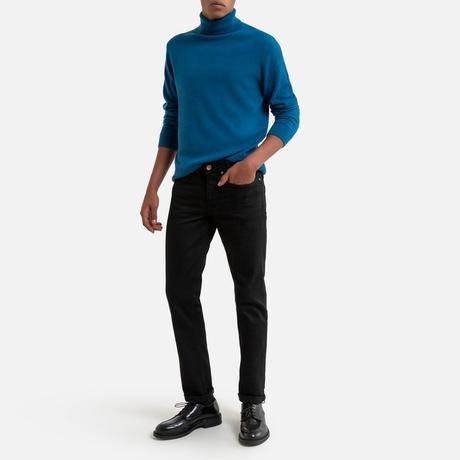 Comment bien associer le jeans noir homme