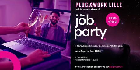 Evènements de recrutement : Moovijob triple d'efforts pour ce mois de novembre