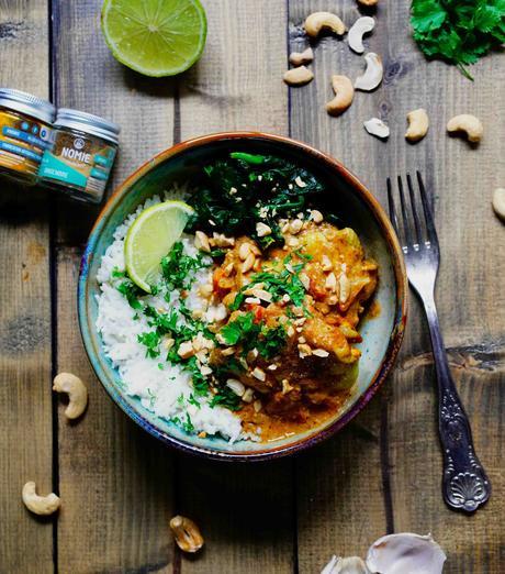 poulet , cuisine indienne , épices tandoori