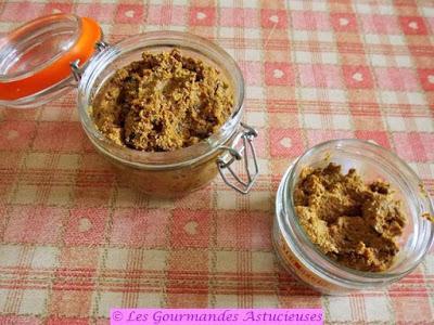 Pâté végétal sucré-salé, original et délicieux