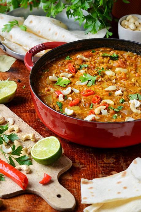 recette cuisine indienne facile dahl de lentilles corail