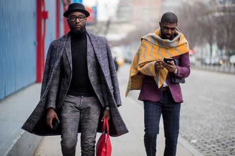 Best Men's Street Style From New York Fashion Week 2018