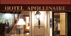 Hotel Apollinaire, 39 rue Delambre 7514 Paris