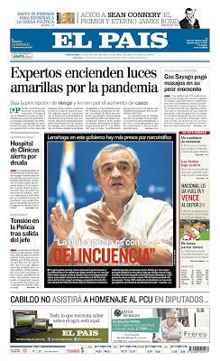 Sean Connery salué de part et d'autre du Río de la Plata [Actu]
