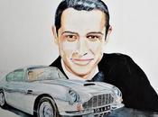 Aston martin ....hommage sean connery