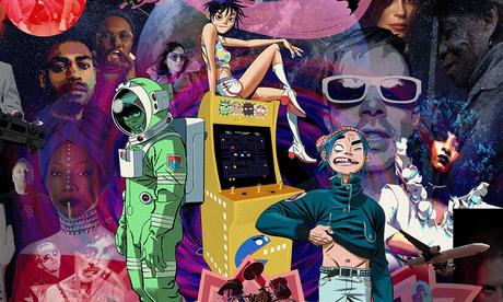 Gorillaz - Song Machine - Season One