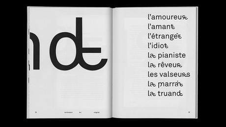 Un étudiant en design imagine une typographie inclusive