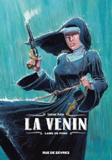 La venin tome 2: Lame de fond de Laurent Astier