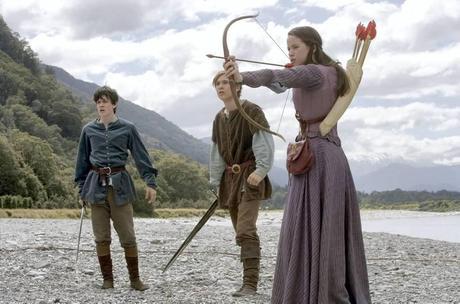 Le Monde de Narnia : le Prince Caspian (2008) de Andrew Adamson