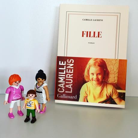 J'ai lu: Fille de Camille Laurens