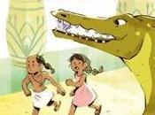 diamant dieu crocodile d'Evelyne Brisou-Pellen