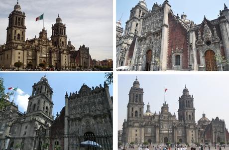 Mardi Tourisme: le quartier du Zocalo, Mexico D.F.