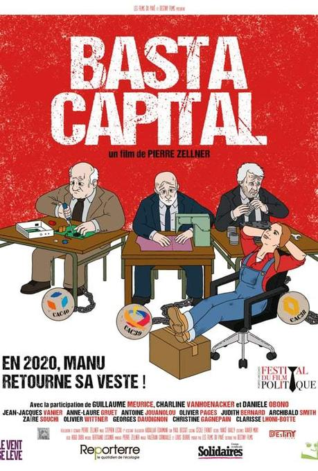 Basta Capital projection exceptionnelle en e-cinema