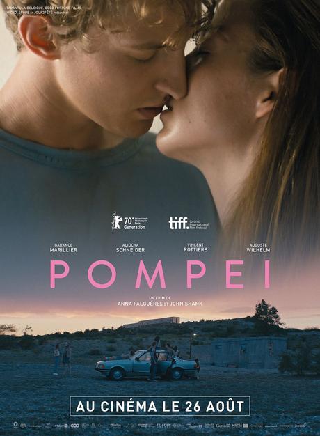 Pompéi (2020) de Anna Falguères et John Shank