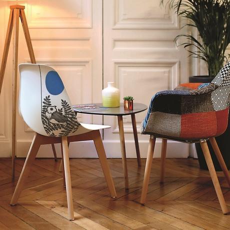 chaise artiste Derzek