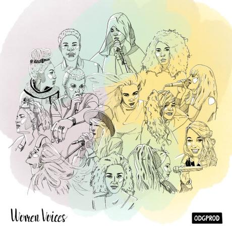 Women Voices [Mixtape/Intw]