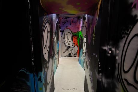 Le dédale : Place à l'Art urbain