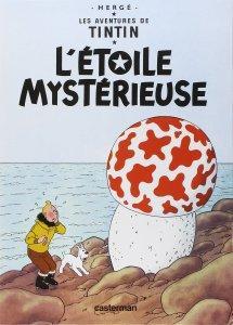 L'étoile mystérieuse • Hergé