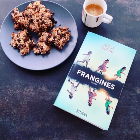 J'ai lu: Frangines d'Adèle Bréau