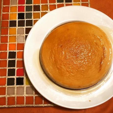 pudding de semoule au tapioca à la vanille