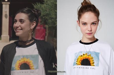 ICI TOUT COMMENCE : qui Célia illumine-t-elle avec son t-shirt tournesol dans l'épisode 10 ?