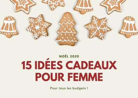 Noël : 15 idées cadeaux pour femme
