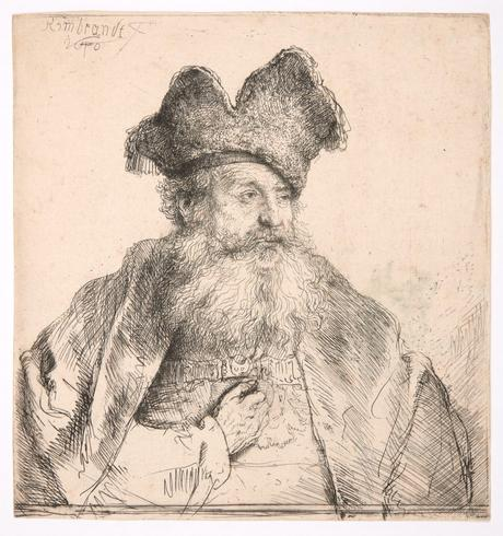 Eaux-fortes de RembrandtLes donations Eberhard W. Kornfeld