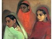peinture indienne siècle jour