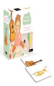 Delphine Roubieu / Mes instruments de musique en feutrine
