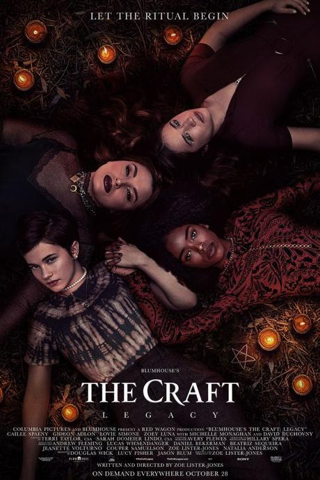 The Craft - les Nouvelles Sorcières (2020) de Zoe Lister-Jones
