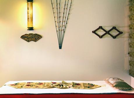 Massage traditionnel chinois au Lanqi Spa