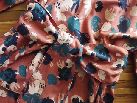 DIY mode – coudre un kimono sans patron