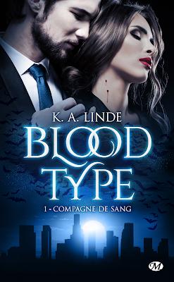 Blood type 1 - Compagne de sang
