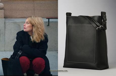 LOVE & ANARCHY : Sofie's black leather bag