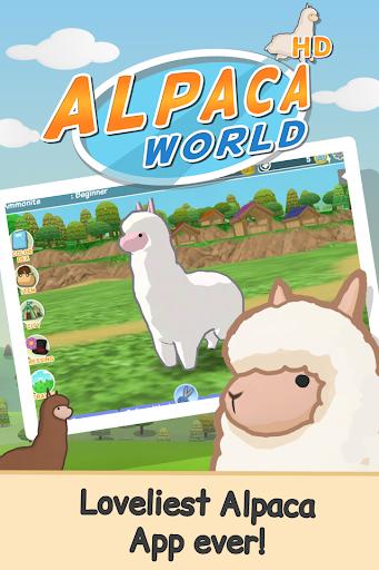 Télécharger Gratuit Alpaca World HD+ APK MOD (Astuce) screenshots 1
