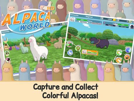 Télécharger Gratuit Alpaca World HD+ APK MOD (Astuce) screenshots 5