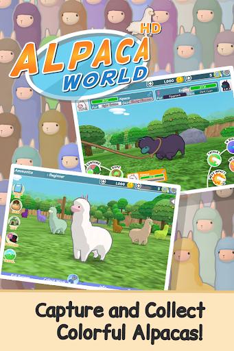 Télécharger Gratuit Alpaca World HD+ APK MOD (Astuce) screenshots 2