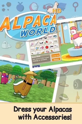 Télécharger Gratuit Alpaca World HD+ APK MOD (Astuce) screenshots 3