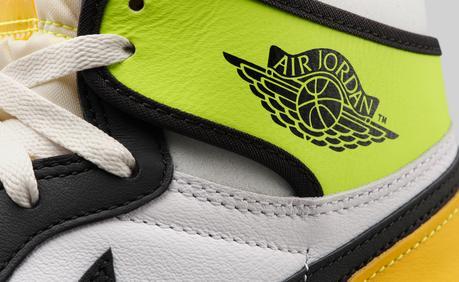Jordan Brand présente sa collection rétro Spring 2021