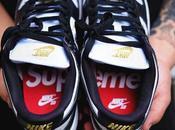 Supreme Nike Dunk dévoile détail