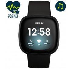 Test Fitbit Versa 3 : plus belle et avec GPS
