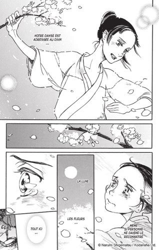 À nos fleurs éternelles #1 • Narumi Shigematsu
