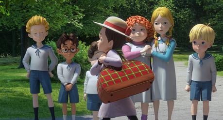 Le Studio Ghibli partage des images de son prochain film en 3D