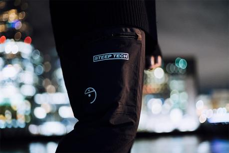 The North Face sort sa nouvelle collection Steep Tech