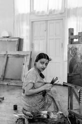Quelques peintes indiens plus en détail