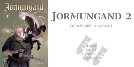 Jormungand #2 • Keitarô Takahashi
