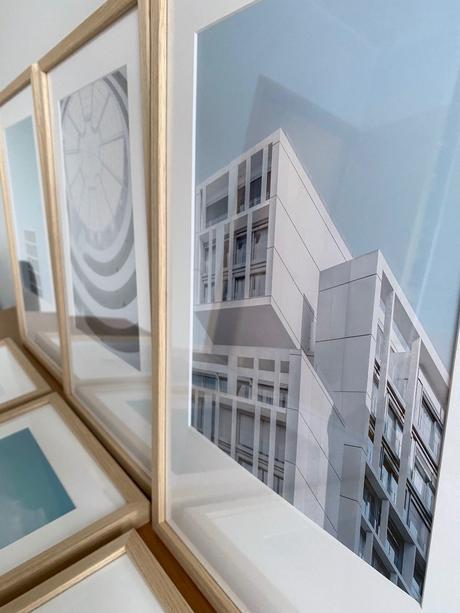 décorer chambre photos cadre mural affiche architecture