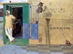 Quelques peintres indiens plus en détail