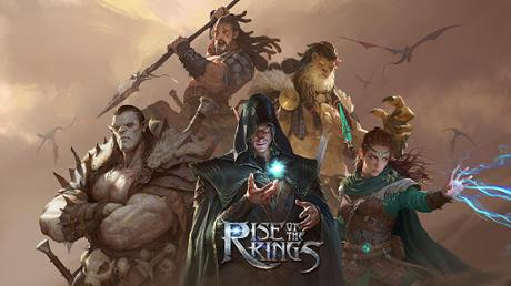 Télécharger Gratuit Rise of the Kings  APK MOD (Astuce) 5